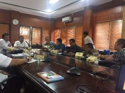 Kunjungan Kerja Dewan Perwakilan Rakyat Daerah Kabupaten Klungkung