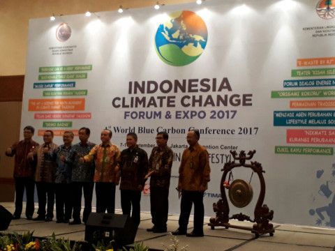 Indonesia Climate Change Forum dan Expo 2017