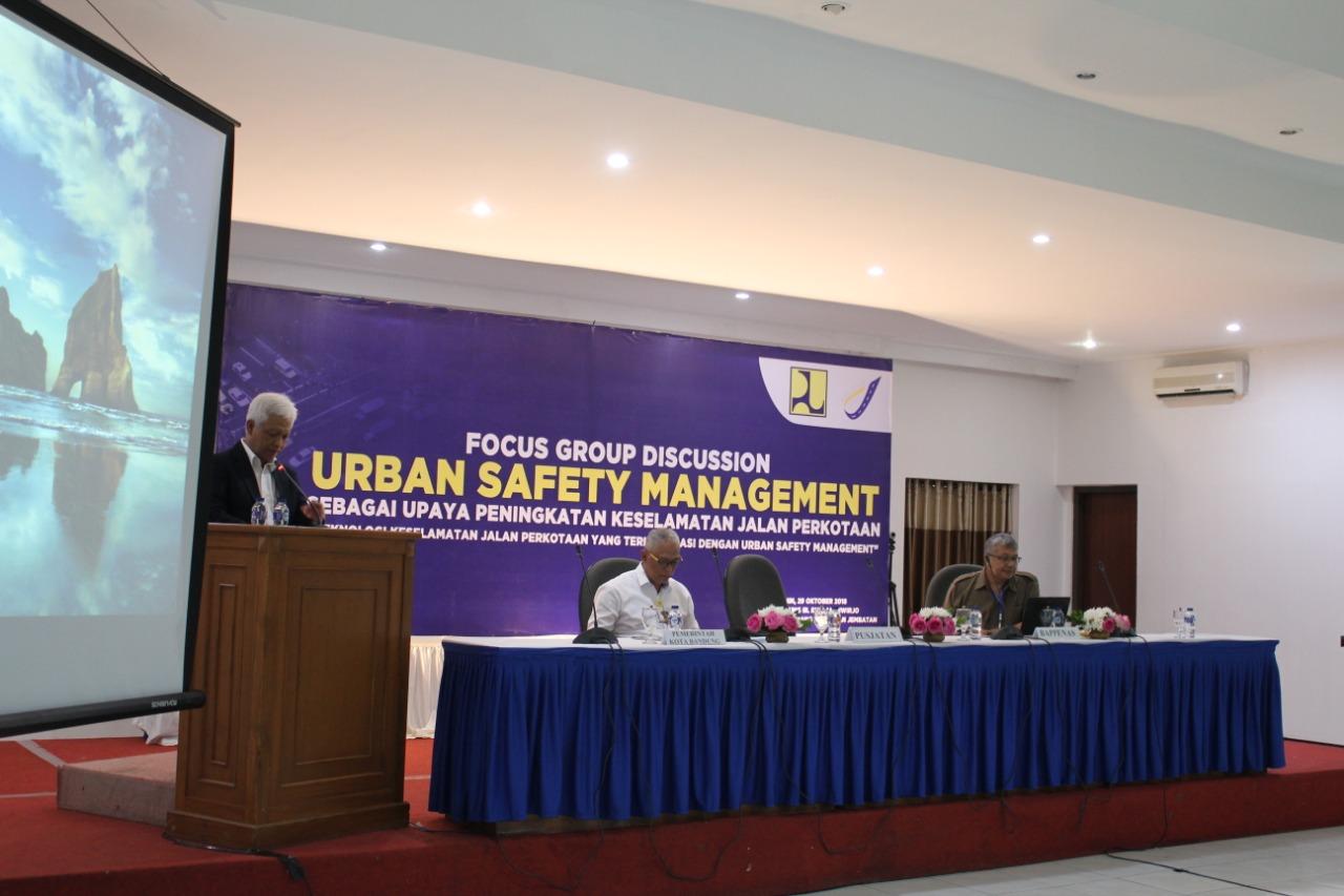 Membangun Ruang Koordinasi dan Kolaborasi dalam Mewujudkan Sistem Manajemen Keselamatan Jalan Melalui Focus Group Discussion Urban Safety Management