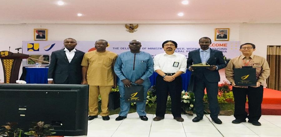 Delegasi Nigeria Gali Teknologi Jalan dan Jembatan