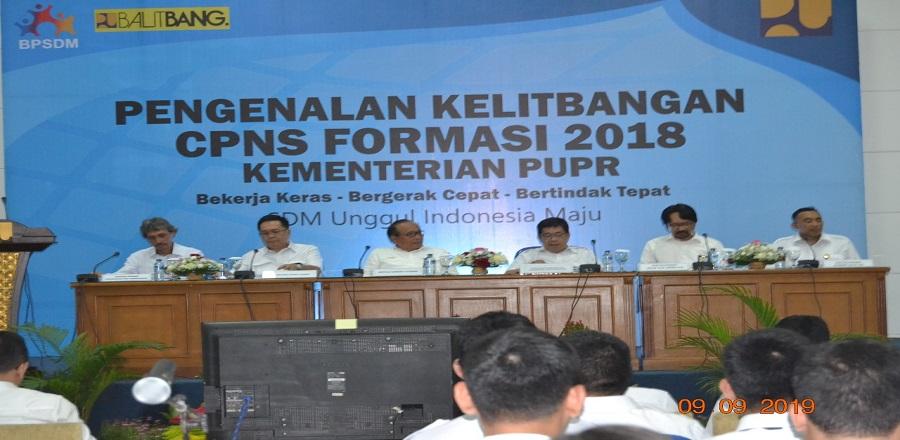 Pengenalan Kelitbangan CPNS Formasi 2018